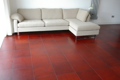 Leather Tile